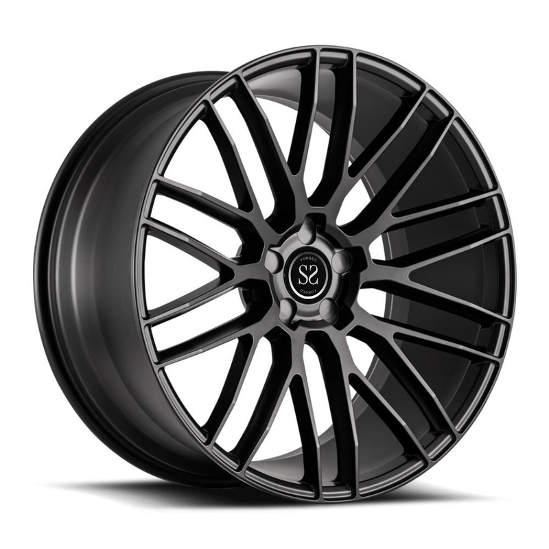 17 18 inch 5x112   monoblock 1-piece forged wheels  for Audi A6